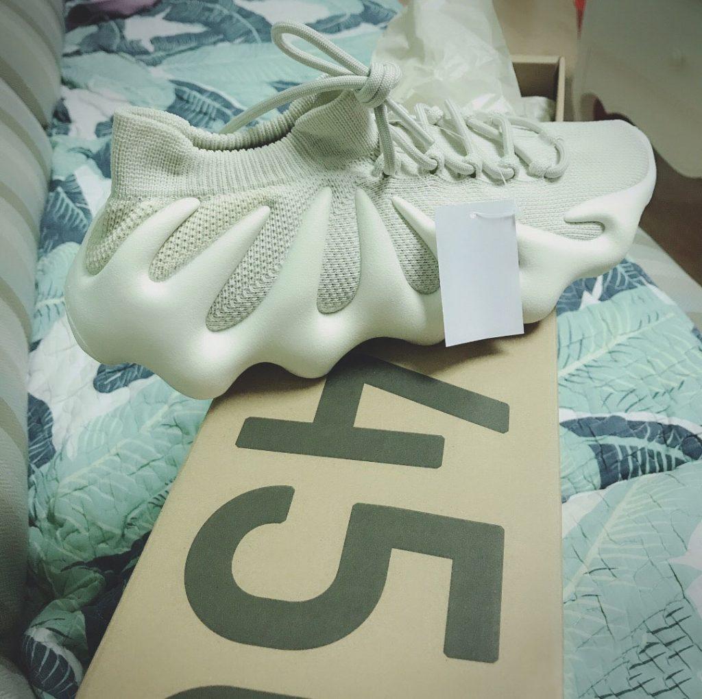 cheap Yeezy 450 Cloud White